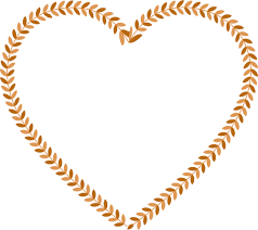 decorative heart vector graphics