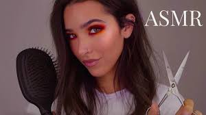 asmr glow sharon on twitter check out my new asmr haircut videooooooo meet bubbles your new colourful hairstylist here