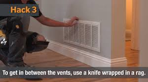 how to clean air vent covers. Exellent Vent Homehacks Homeimprovement And How To Clean Air Vent Covers T