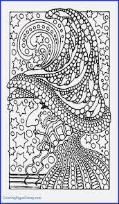 Zentangle Coloring Pages Adult Coloring Pages Dolphin Mandala Design