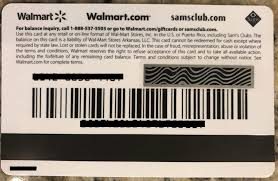 walmart gift card with fraudulent scratch off strip used in scam 9115 rd