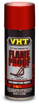 Vht Flameproof Coating High Heat Coating