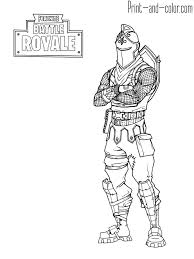 Fortnite Season 8 Skins Coloring Pages
