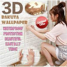 MALAYSIA READYSTOCK Large Size 3D ...