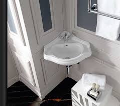 Bathroom Sink Clips Small Corner Bathroom Sink With Pedestal Sinks And Faucets Gallery