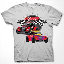 Car Racing Shirt Designs Colorful Bold Car Racing T Shirt Design For A Company By