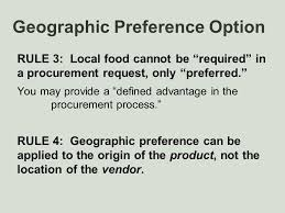 Geographic Preference Definition Ween Penelopeplease Us