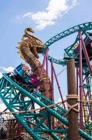 a definitive ranking of busch gardens tampa s roller coasters food wine