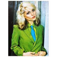 Denis Denis | Debbie harry style, Debbie harry hair, Blondie debbie harry
