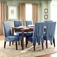 dining room chair back cushions. Blue Chair Pads With Ties Seat Cushions Dining Back Round . Room O