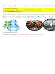 catalago so games Video Games Entertainment
