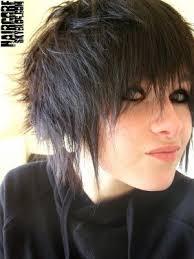 Coiffure Gothique Cheveux Mi Long