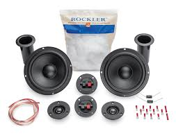 rockler introduces diy bookshelf speaker kits users build custom the 6 1⁄2 kit also includes an air tube for each speaker