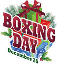 Boxing day pictures