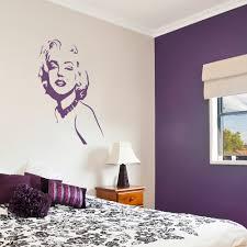 Marilyn Monroe Wallpaper For Bedroom Marilyn Monroe Wall Decal