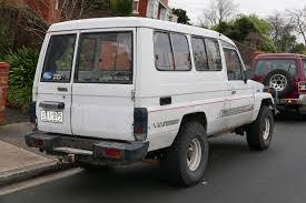 File:1991 Toyota Land Cruiser (HZJ75RV) 3-door wagon (2015-07-03 ...