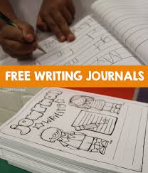 Free Writing Journals (and Paper)