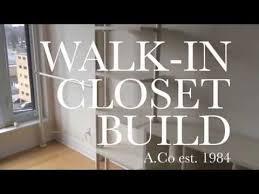 Building My Ikea Walk In Closet acoest1984 YouTube