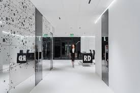 Construction Company Office Design Office Of Rd Construction Company Ind Architects Archello