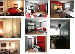 Studio Apartment Bedroom Exterior Unique Design