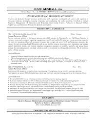 Hr Advisor Resume Sample Cover Letter Hr Advisor Sample Adriangatton 5