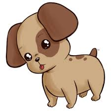 cute animated puppies. Unique Cute How To Draw A Cute Anime Cartoon Puppy 8 Steps With Pictures Intended Animated Puppies E