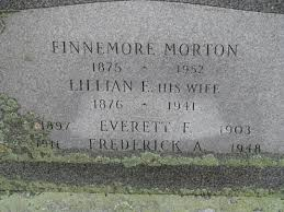 Finnemore Morton (1875-1952) - Find A Grave Memorial