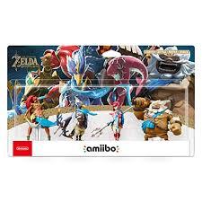 Amiibo Zelda Breath Of The Wild Amazon Com