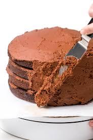Big Chocolate Birthday Cake Thanksgivingcom