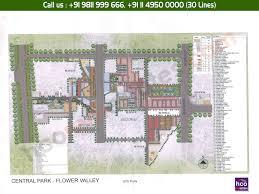 Master Plan - Central Park Flower Valley Mikasa Plots