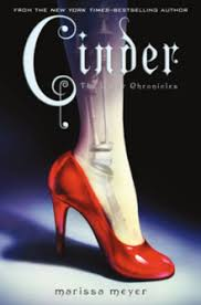 cinder official book cover by marissa meyer png
