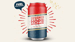 Drink Can Designs Photoshop And Illustrator Tutorial How To Design A Beer Can Label And Poster