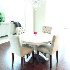 white round dining room table and chairs round white dining table and chairs white dining room