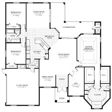 ... Super Idea 3 Modern Interior Design Floor Plans Marvelous Ideas 14  Fresh Simple Open ...