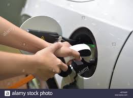 Car Battery Charger Indicator Lights Socket For Electric Car Battery Charger With Load Indicator
