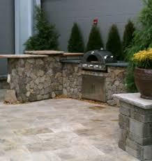 Stone Kitchen Outdoor Brick Kitchen Designs Backyard Designs With Pool And
