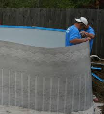 pool wall assembly