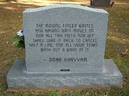 Headstone Quotes Interesting Headstone Quotes And Sayings On QuotesTopics