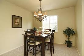 perfect dining room chandeliers. interesting chandeliers brushed black iron 6 shade light chandelier over small dining table set on  grey full area carpet for spaces throughout perfect room chandeliers d