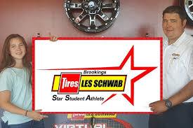 Cecelia Hilton Brookings Les Schwab 'Star Student Athlete' | Wild ...
