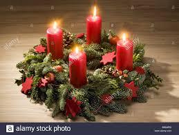 Advent Wreath Decorations Christmas Table Advent Wreath Candles Advent Time Burn Christmas