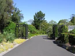 file royal botanic gardens entrance gate jpg