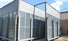 sound barrier walls. Outdoor Sound Barrier Walls Get Rid Of Construction Noise