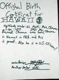 Obama Fake Birth Certificate Ask The Animals And They Will Teach