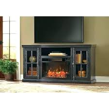 boston loft furnishings aiden infrared electric fireplace white