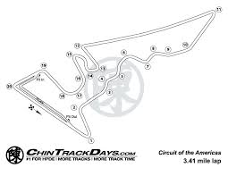 circuit of the americas map maps