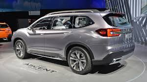 2018 subaru ascent suv.  subaru slide4985420 with 2018 subaru ascent suv