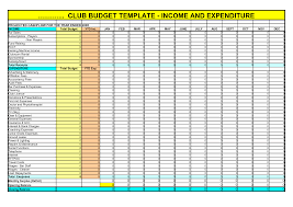 Business Budget Template Excel Spreadsheet For Income And ...