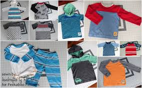 Upcycling Clothes How To Upcycle Mens Shirts Into Boy Shirts Peek A Boo Pages