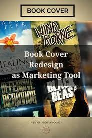 cover designer alexander von ness explains the value of a book cover redesign and walks through
